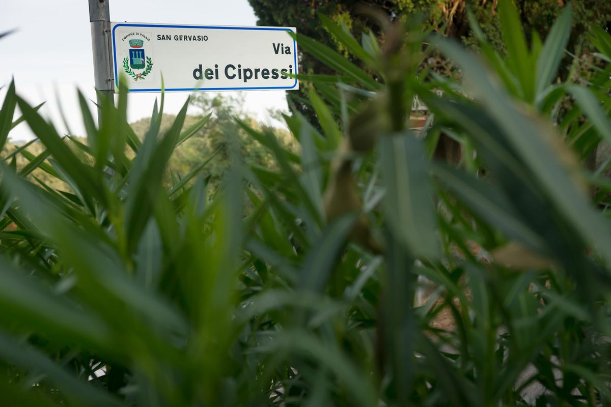 Azienda Agricola di San Gervasio - Via dei Cipressi