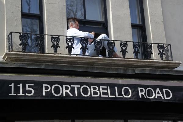 PORTOBELLO ROAD, LONDON 2010