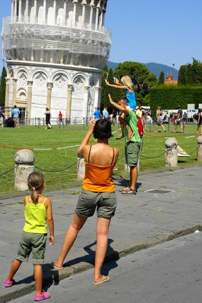 PhotoTrip - Pisa, Italy