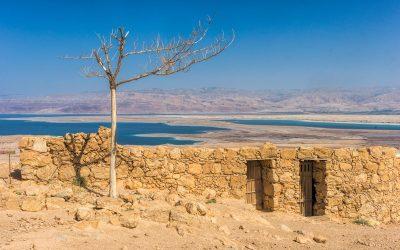 Masada - 2000 éves történelmi emlék a Holt-tenger partján