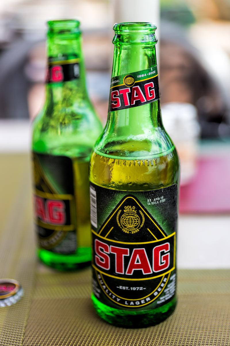 Stag, a piaci ellenfél Barbadoson