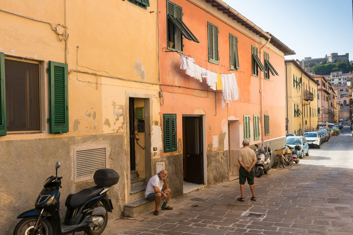 Portoferraio (Isola d'Elba) - backstreet photography by Phototrip
