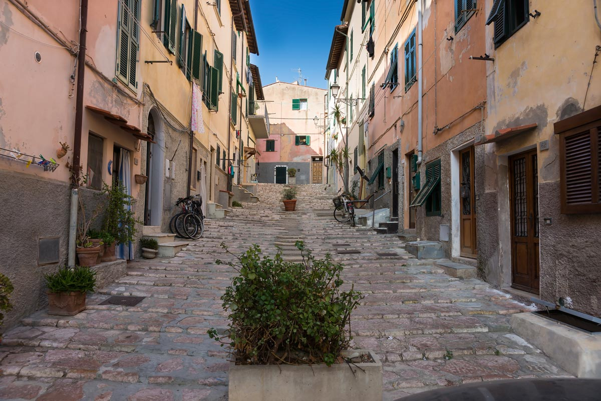 Portoferraio (Isola d'Elba) - off the beaten path