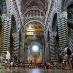 Cattedrale di Santa Maria Assunta, Siena - ground perspective