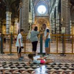 Cattedrale di Santa Maria Assunta, Siena - van, aki ezt is unja
