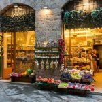 Siena, Toscana - egy bolt, ahol szinte mindent lehet kapni