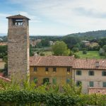 Vicopisano, Toscana - a középkori városka