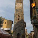 Vicopisano, Toscana - Torre del'Orologio