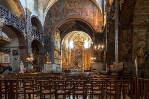 Église Notre-Dame-des-Anges de L'Isle-sur-la-Sorgue