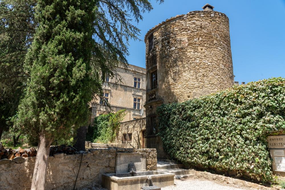 Chateau de Lourmarin
