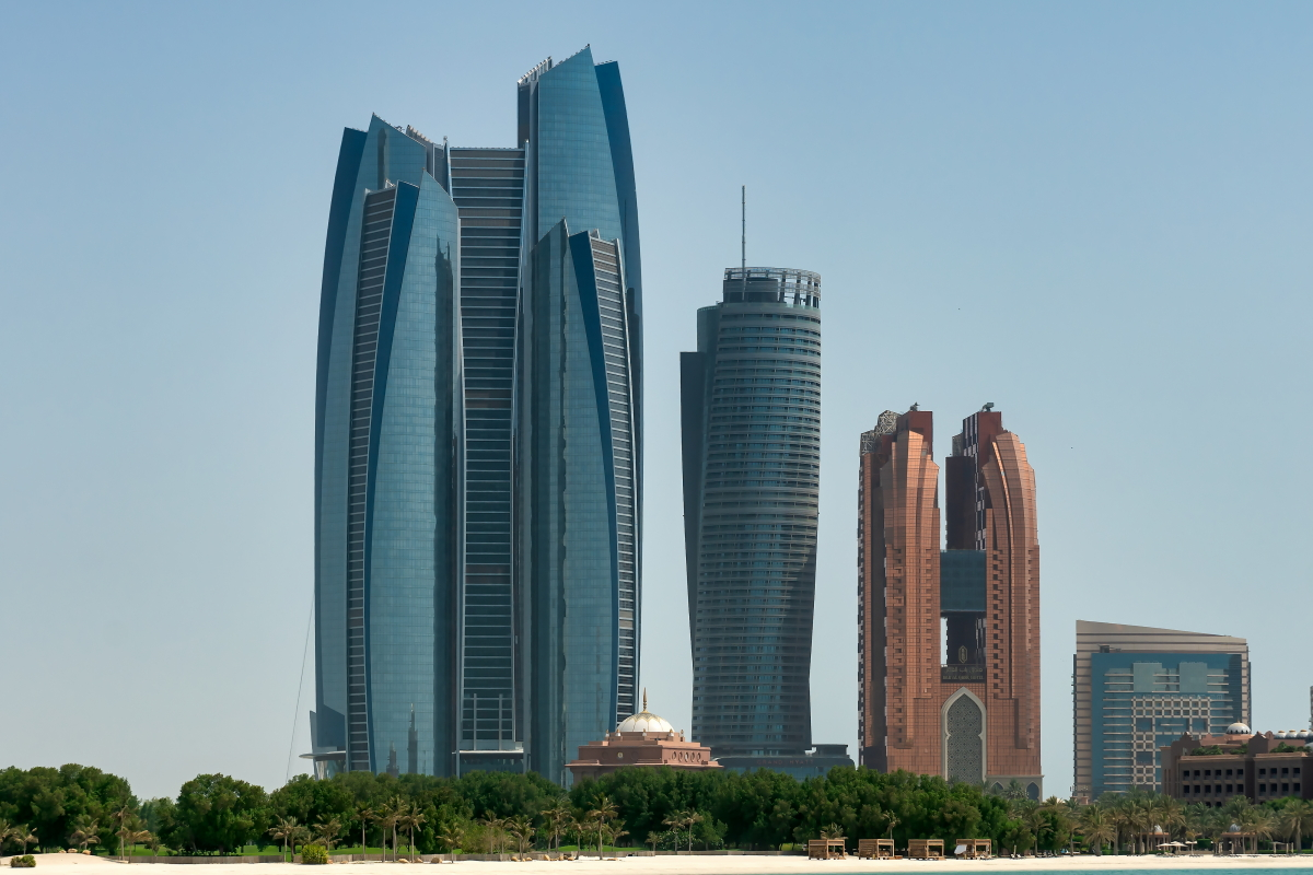 ABU DHABI, UAE 07/2019